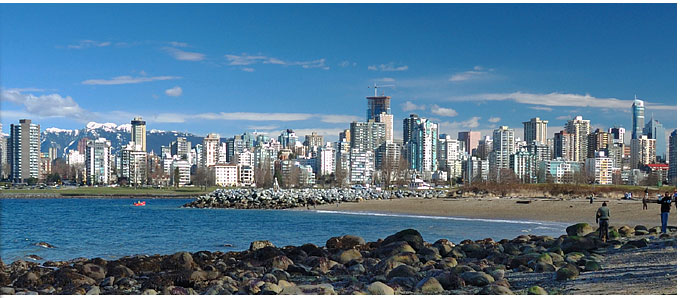 Picture of Downtown Vancouver